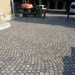 Bogenpflästerung Quarzsand Bern