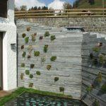 Mauer Naturstein 1